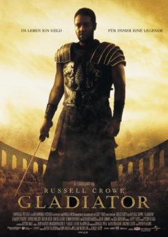 Filmposter Gladiator