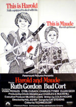Filmposter Harold and Maude