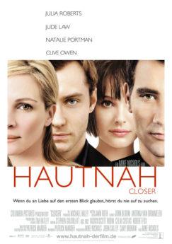 Filmposter Hautnah