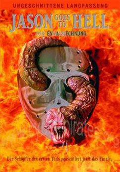 DVD-Cover Jason Goes to Hell - Die Endabrechnung