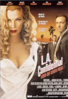 Filmposter L.A. Confidential