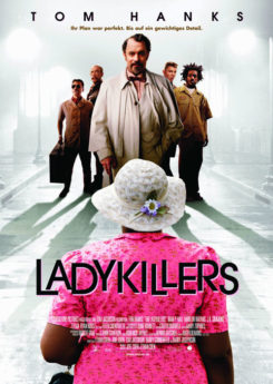 Filmposter Ladykillers