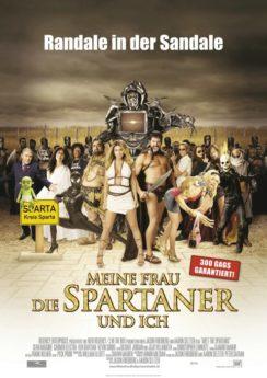 Filmposter Meine Frau, die Spartaner und ich
