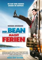 Filmposter Mr. Bean macht Ferien