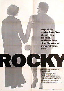 Filmposter Rocky