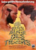 Filmposter Rocky III