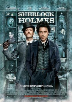 Filmposter Sherlock Holmes