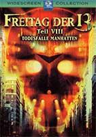 DVD-Cover Freitag der 13. - Todesfalle Manhatten