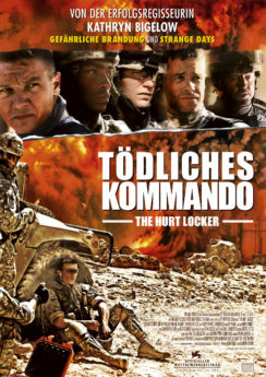Filmposter The Hurt Locker
