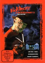 DVD-Cover Nightmare II