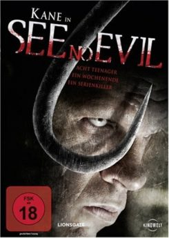 DVD-Cover See No Evil