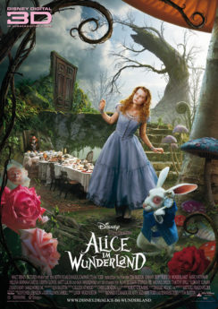 Filmposter Alice im Wunderland