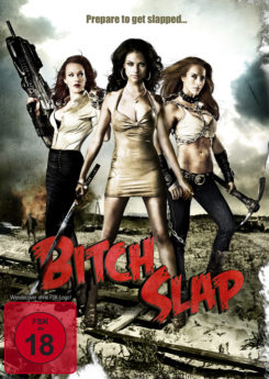 DVD-Cover Bitch Slap