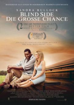 Filmposter Blind Side - Die große Chance