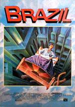Filmposter Brazil