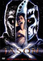 DVD-Cover Jason X