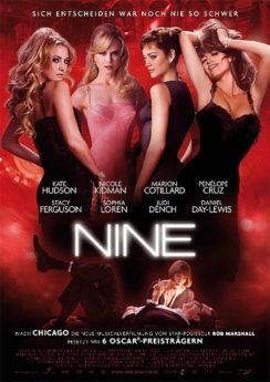 Filmposter Nine