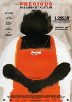 Filmposter Precious - Das Leben ist kostbar