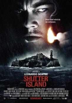Filmposter Shutter Island
