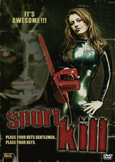 DVD-Cover Sportkill