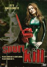DVD-Cover Sportkill