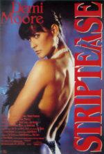 Filmposter Striptease