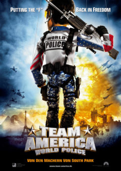 Filmposter Team America: World Police