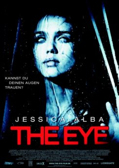 Filmposter The Eye
