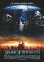 Filmposter Transformers