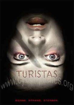 DVD-Cover Turistas