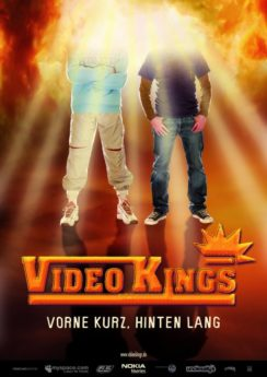 Filmposter Video Kings