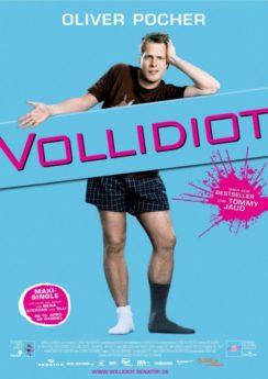 Filmposter Vollidiot