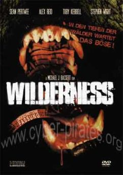 DVD-Cover Wilderness
