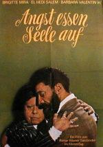 Filmposter Angst essen Seele auf