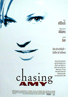 Filmposter Chasing Amy