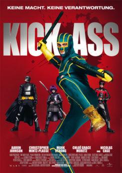 Filmposter Kick-Ass