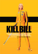 Filmposter Kill Bill: Volume 1