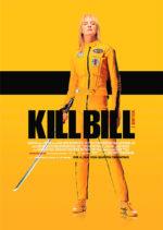 Filmposter Kill Bill: Volume 1