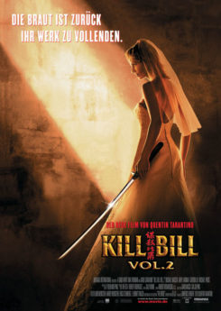 Filmposter Kill Bill: Volume 2
