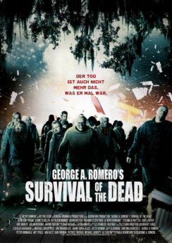 Filmposter Survival of the Dead