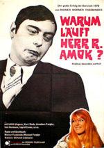 Filmposter Warum läuft Herr R. Amok?