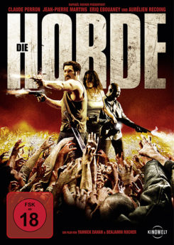 DVD-Cover Die Horde