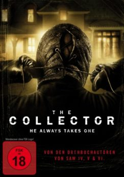 DVD-Cover The Collector