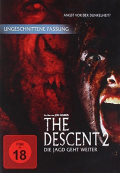 DVD-Cover The Descent 2