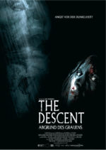 Filmposter The Descent