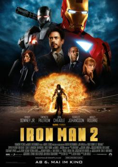 Filmposter Iron Man 2