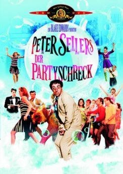 Filmposter Der Partyschreck