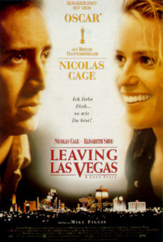 Filmposter Leaving Las Vegas
