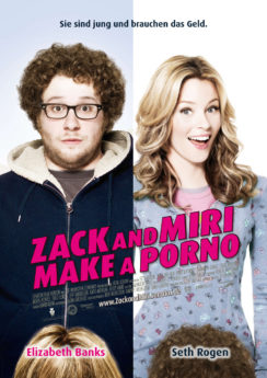 Filmposter Zack and Miri Make a Porno