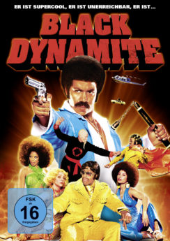DVD-Cover Black Dynamite